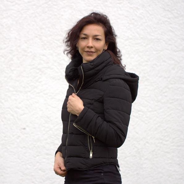 Jacke schwarz 2