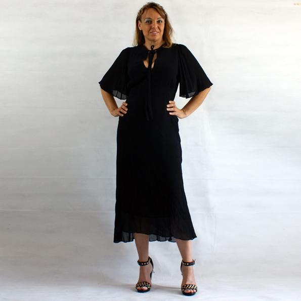 Kleid Zara (red. auf 49,99 €).