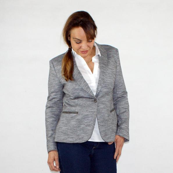 Hosenanzug bluse rein oder raus